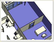 Muebles para oficina, divisorias para oficinas y espacios públicos.