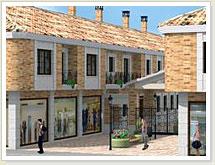 Viviendas en bloque, locales comerciales y garajes en calle Concordia de Tomelloso.